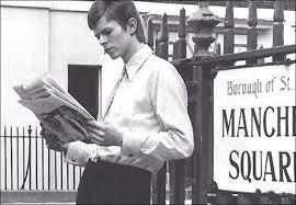 Bowie on Street